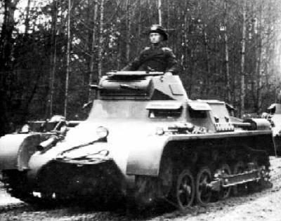 �T号戦車A型
