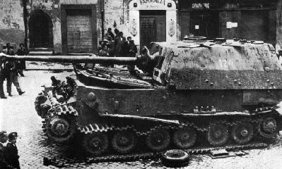 ドイツ 駆逐戦車エレファント