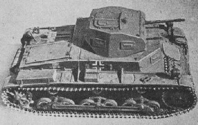 II号戦車a型