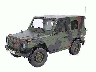 REVELL OF GERMANY 3069 LKW WOLF 1:35