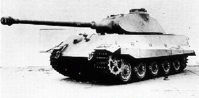 タイガー2 プロトタイプ